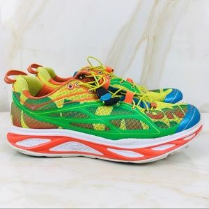 Hoka One One 9  Women's Running Shoes Multicolor